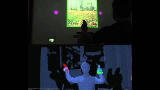 Kinect Hand Detection