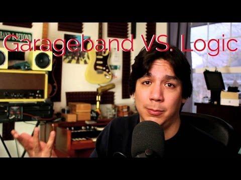 Garageband VS. Logic - Why Do I Still Use Garageband?