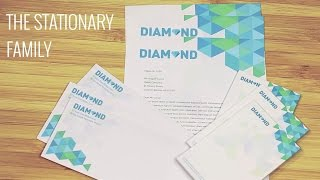 Welcome to the Stationery Family! (Custom Notepads, Letterheads, Envelopes)