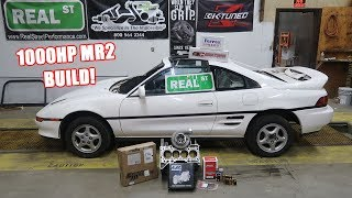 Will This Be Our First 1000Hp Build?! Going FULL SEND On The MR2!