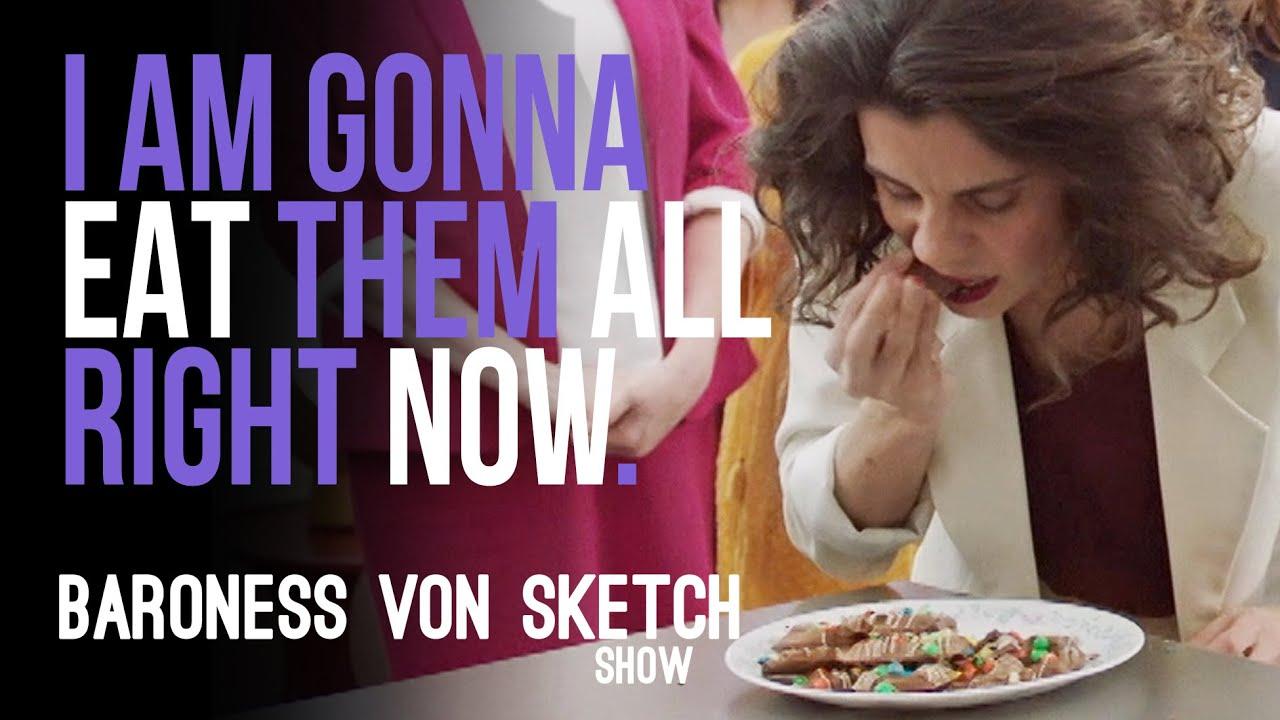 Download Jan Brought Snacks | Baroness von Sketch Show