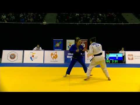 Warsaw European Open 2020 / Semi-Final -52 kg