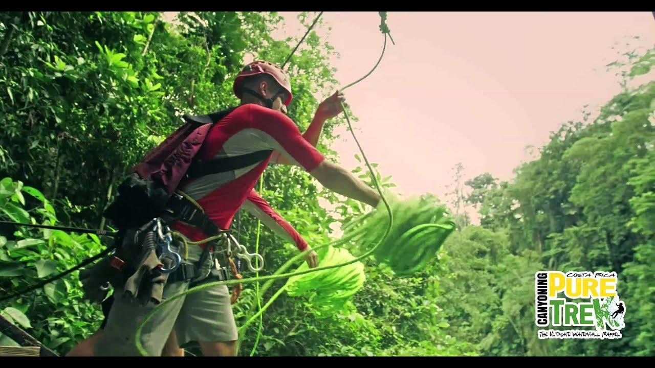 Canyoning Rica Pure Visit Trek Go Costa xBrthQdosC