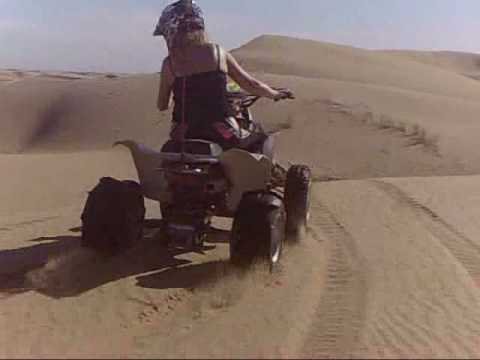 Glamis Dunes! THE WALL Ride