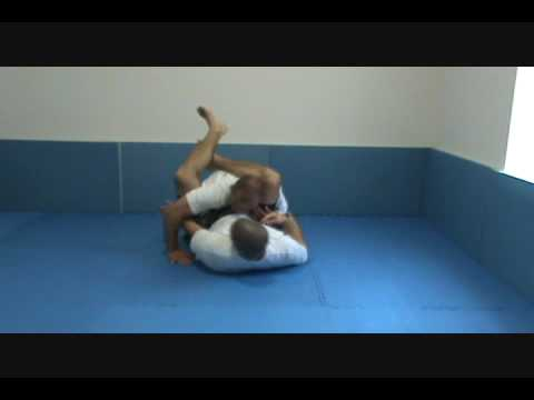 Triangle Choke From Guard