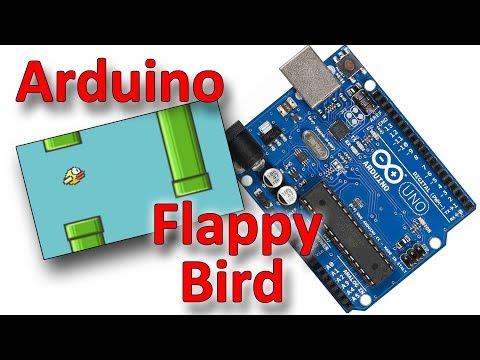 Flappy Bird на Ардуино!