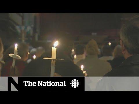 Vigil honours Bruce McArthur's victims
