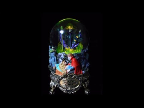 Sleeping Beauty 「Maleficent」 MARC DAVIS snow globe