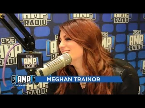 Meghan Trainor In Studio