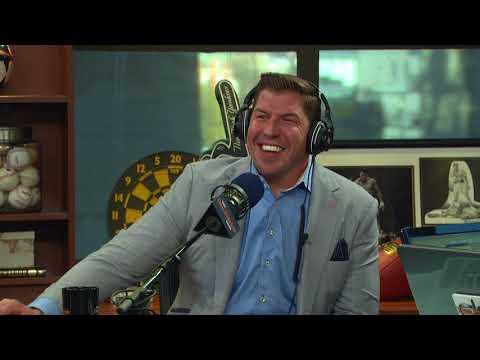 NFL on Fox's David Diehl on The Dan Patrick Show   Full Interview   12/7/17