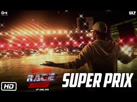 Race 3 | Super Prix | Behind The Scenes | Salman Khan | Remo D'Souza