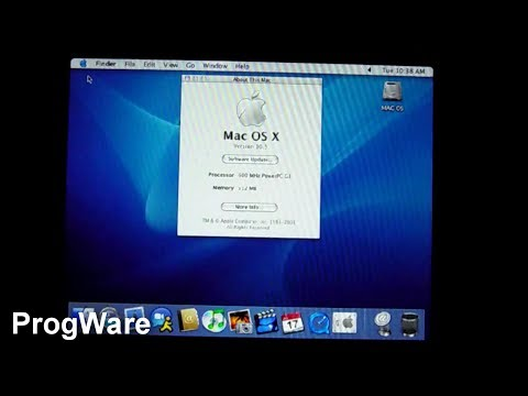MacOS X Running On Android Phone