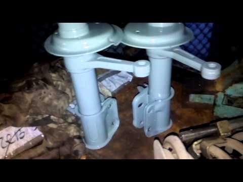 Замена передних стоек( амортизаторов) ваз 2110,2111,2112 самостоятельно