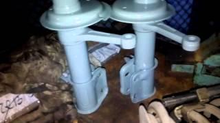 видео Замена передней стойки на ВАЗ 2110, ВАЗ 2111, ВАЗ 2112