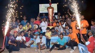 🔴LIVE | Finals - Fight De Boys Asnora vs FC Calangute Parce | Vaishnavi 24 Cricketers Cunchelim 2019