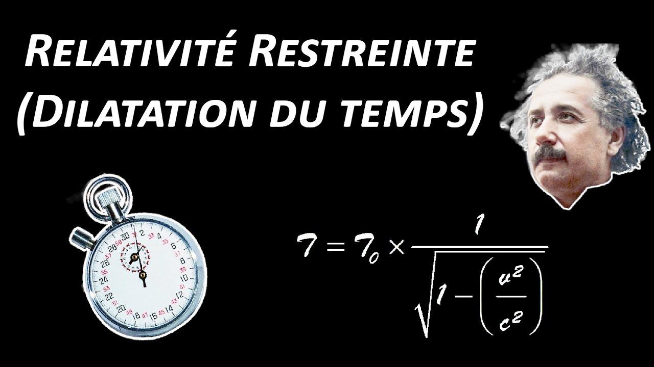relativite d einstein