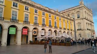 Lisboa - Praça do Comércio 🇵🇹