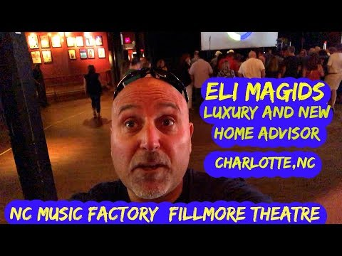 Charlotte NC Homes | NC Music Factory | Fillmore