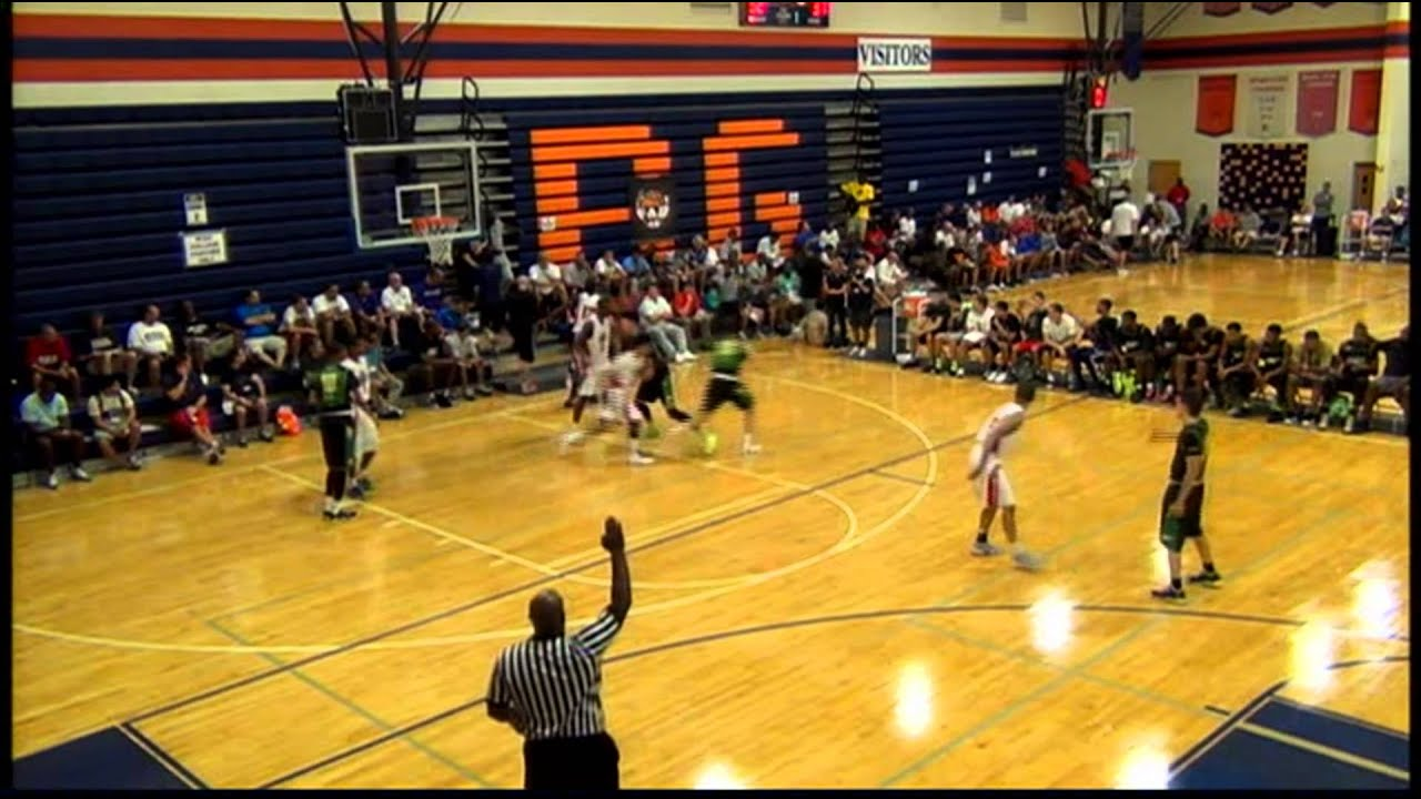 adidas showcase basketball tournament 2015