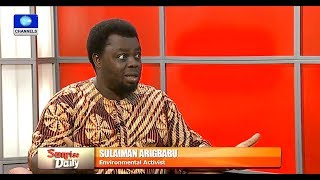 Flood Disasters: Nigeria May Run Into Food Crisis - Environmentalist |Sunrise Daily|