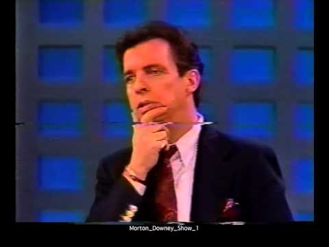 ADOPTION on The Morton Downey Jr. Show Part 1 of 4