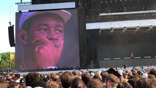 Download Who Dat Boy (Tyler calls out crowd) - Tyler, the Creator (Live at Lollapalooza 2018 - Day 2: 8/3/18) Mp3 and Videos