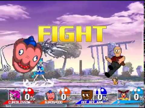 Mugen Super Smash Bros: How good is the Super Smash Bros Mugen Mod?