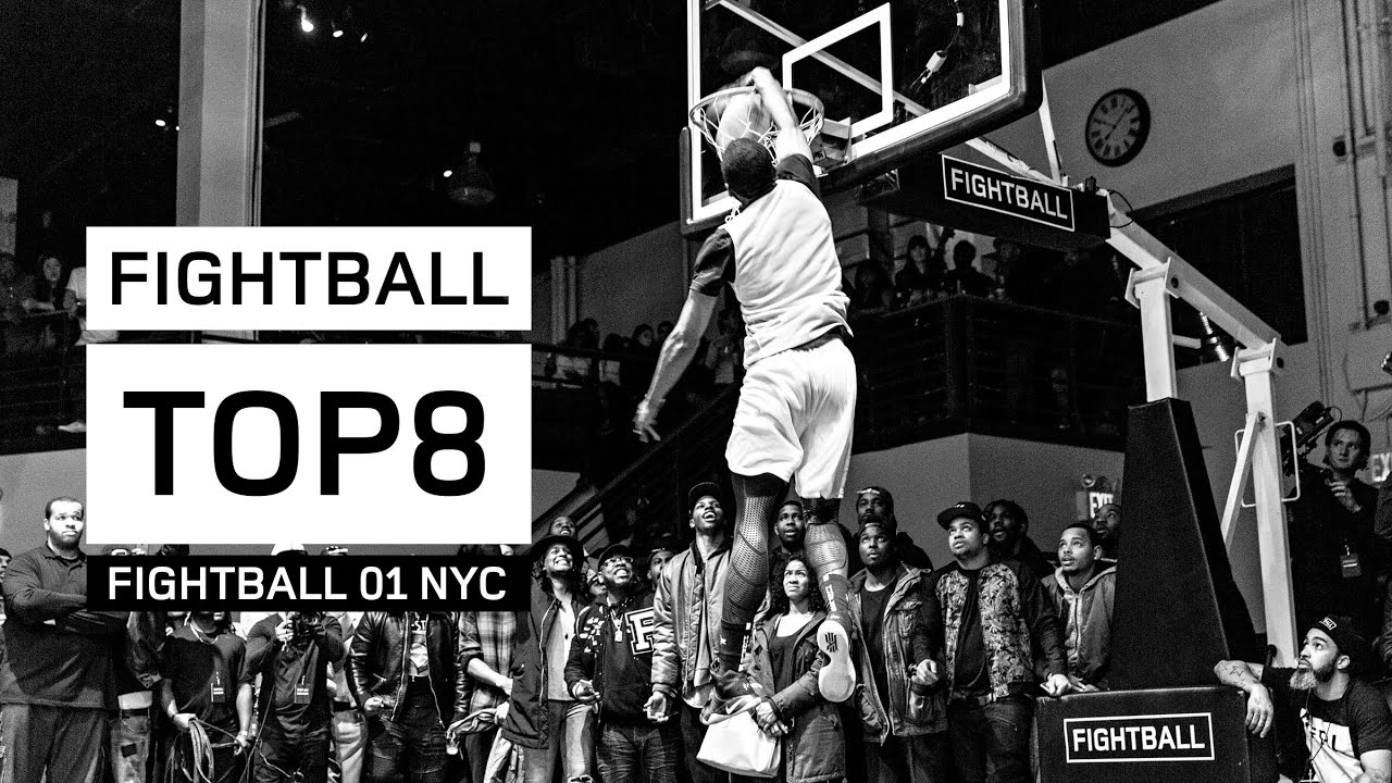 fightball  FIGHTBALL 01 NYC - TOP8 - YouTube