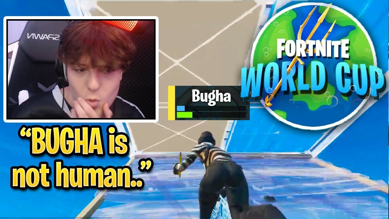 Clix Reacts to Bugha Showing Off WORLD CHAMPION SKILLS In Season 3! (Fortnite)