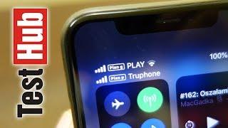 iPhone Xs Dual Sim / eSIM jak uruchomić i skonfigurować?