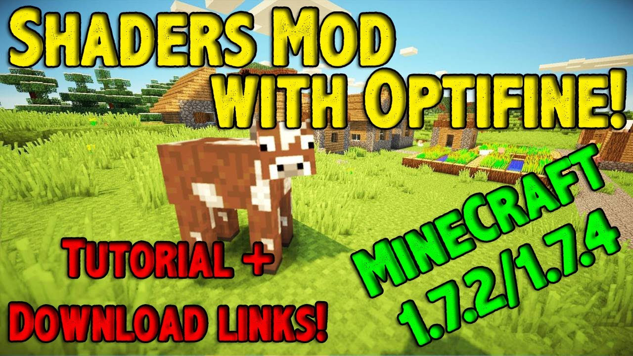 Как скачать и поставить optifine на minecraft 1. 7. 2 youtube.