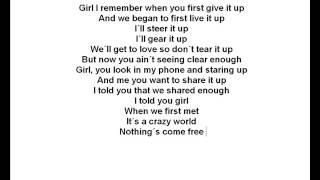 Sean Paul - Other Side of love  ( lyrics )