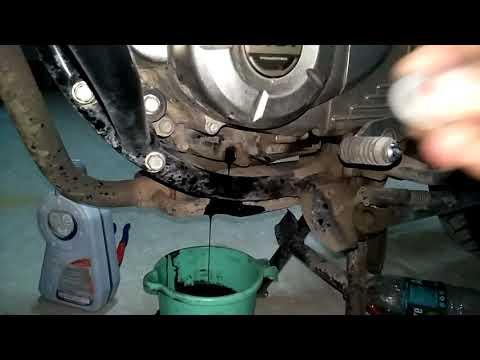 Oil Change for Bajaj Pulsar 150cc