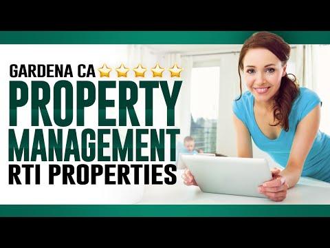 Gardena Ca Property Management