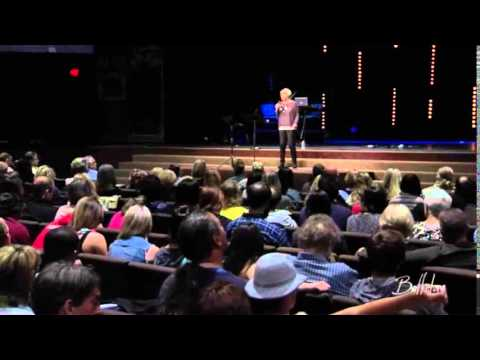 Carol Arnott - The Fear of the Lord is Coming to the Church - Warning about Hyper-Grace