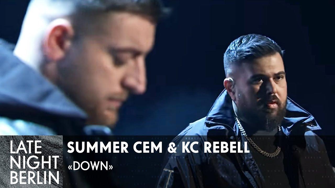 """Summer Cem & KC Rebell mit """"Down""""   Exklusiv bei Late Night Berlin   ProSieben"""
