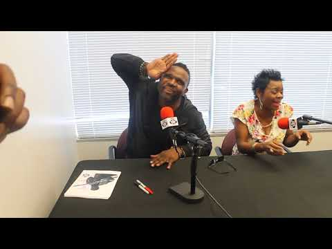 Live Interview with Darius McCrary