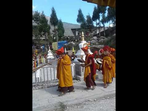 Jangchub Chkrtorn Conscretion at Bumdeling