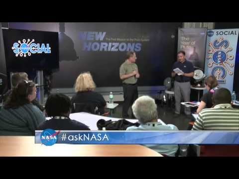 NASA Social Media Conducts Web Chat on New Horizons Pluto Mission at the Applied Physics Laboratory