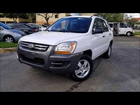 2008 Kia Sportage LX I4 for sale $4,299 and $499 Down Payment