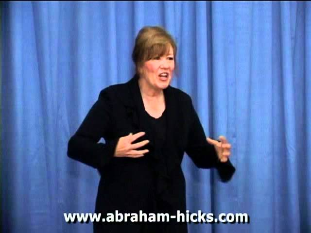 Abraham: The Key To Effortless Manifestation