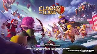 king alamin coc war vast attack video (2)