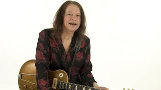 Robben Ford Blues Guitar Lesson - Bo Diddley Squat: Three Soloing Ideas Demo