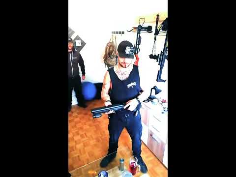 Umarex HDS Shotgun Cal. 68 Test Vs. The Fearless Andy