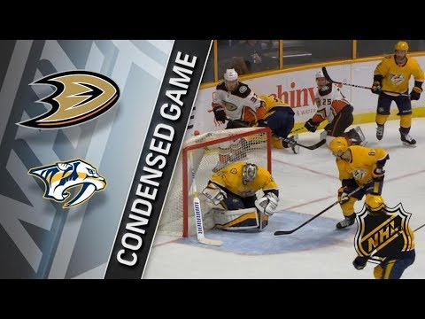 Anaheim Ducks vs Nashville Predators – Mar. 08, 2018 | Game Highlights | NHL 2017/18. Обзор