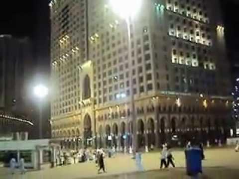 Adzan Isha di Masjid Al Haram Makkah
