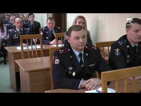 Рашид Темрезов принял участие в итоговой коллегии МВД по КЧР