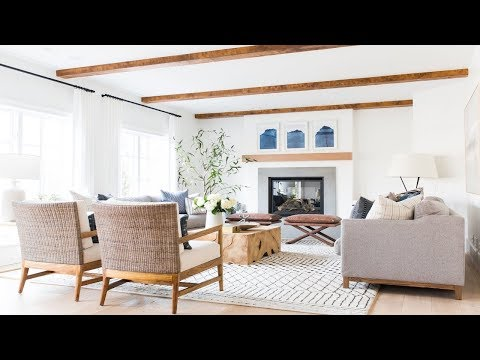Riverbottoms Remodel: Living Room Before/After - YouTube