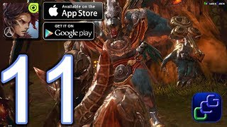 ArcheAge BEGINS Android iOS Walkthrough - Part 11 - Raid, Legacy of Heroes, Territory Battle