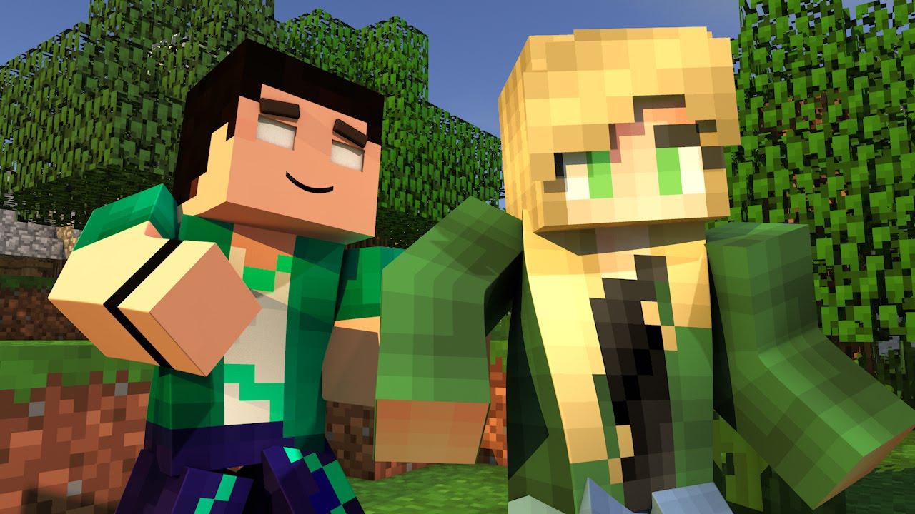 Minecraft vida real 15 vou trair a helena comes for Videos de minecraft en la vida real